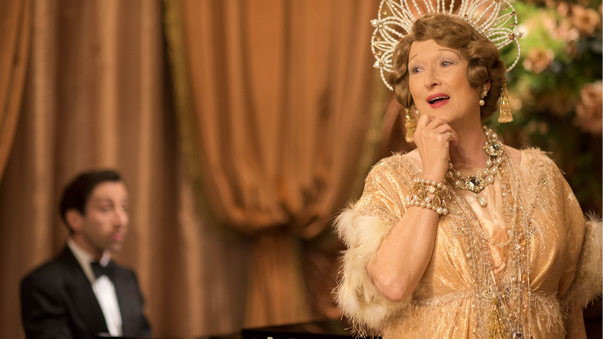 Meryl Streep as Florence