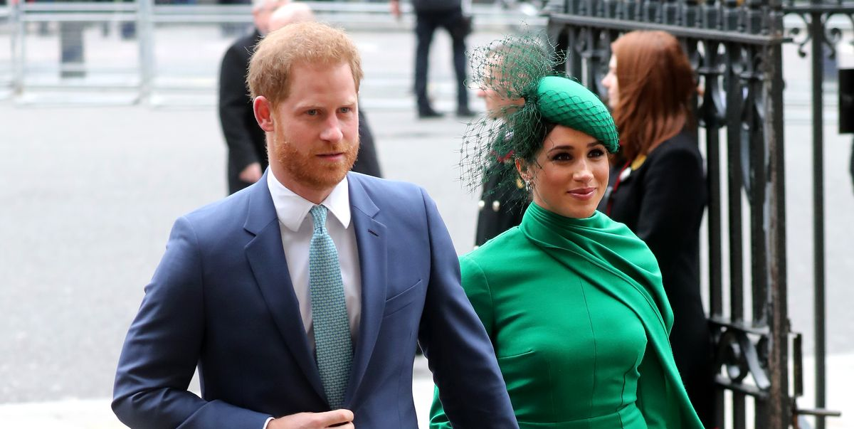 Prince Harry and Meghan Markle heading to their last formal royal event