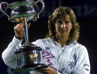 Steffi Graf's 1988 Golden Slam Title Was an Unprecedented Achievement