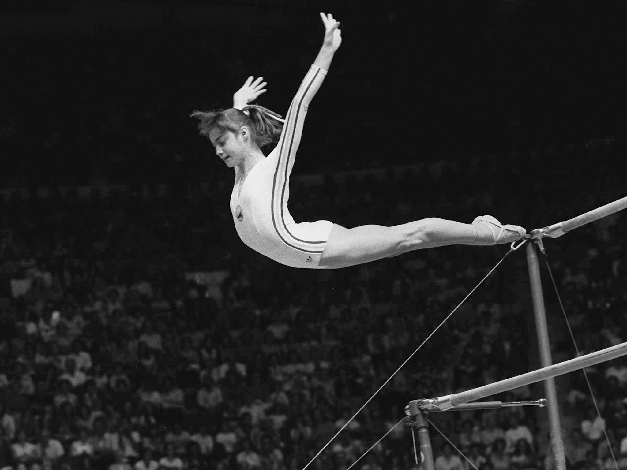 July 18, 1976: Olympic Hero Nadia Comaneci's Perfect 10