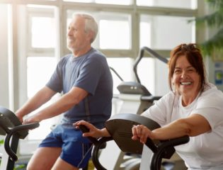 Working Out for a Person in Their 50s Is More Important Than Ever