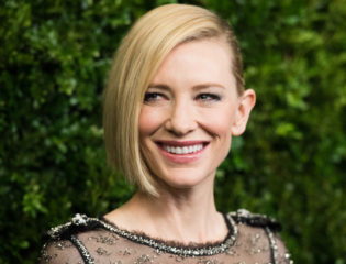 Cate Blanchett's New Straight Bob is Easy to Maintain With This Shampoo