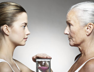 Survey Debunks Young People's Fears About Aging