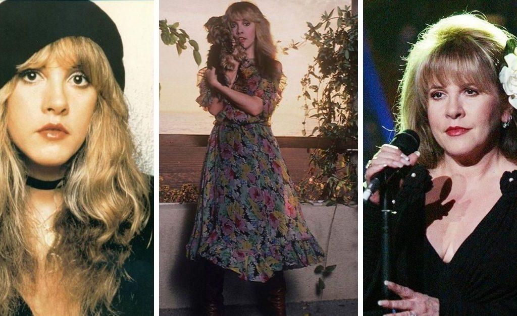 30 Photos Of Stevie Nicks Through the Years