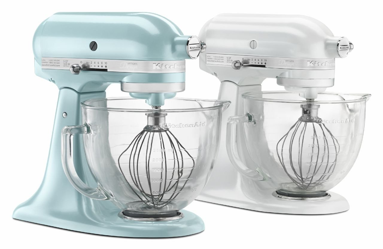 KitchenAid's Artisan Design Series 5-Qt. Mixer