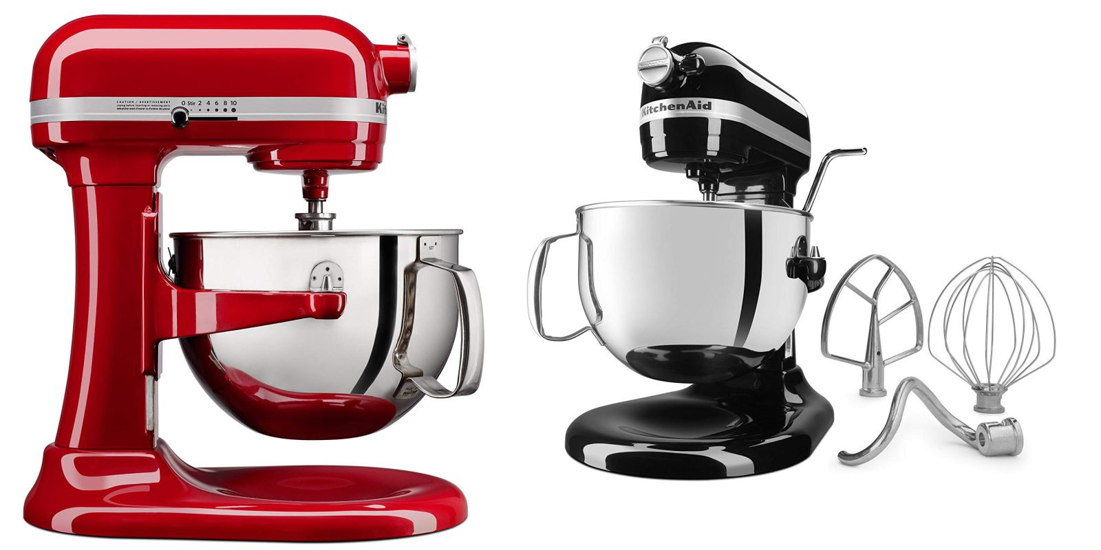 KitchenAid's 6-Qt. Professional Bowl-Lift Stand Mixer
