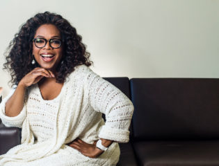 The Food That Makes Oprah Feel Instantly Better