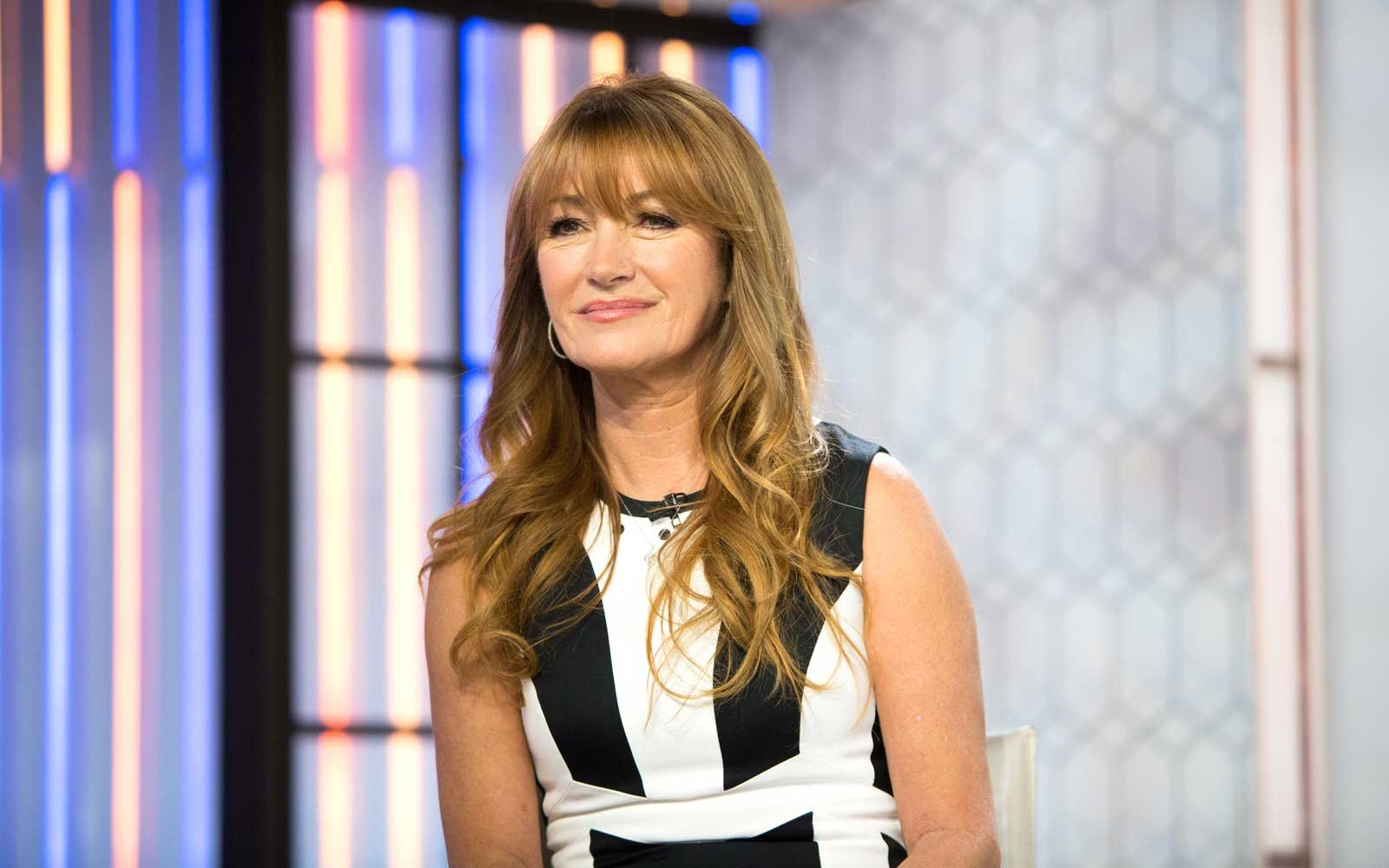 Actress Jane Seymour at the Today show
