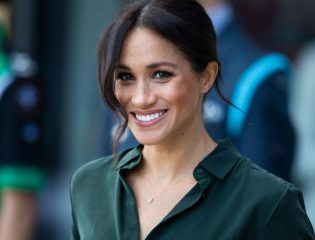 Did Meghan Markle Just Wear Princess Diana's Iconic Cartier Watch?