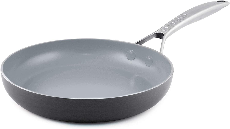 The Green Pan Ceramic Fry Pan