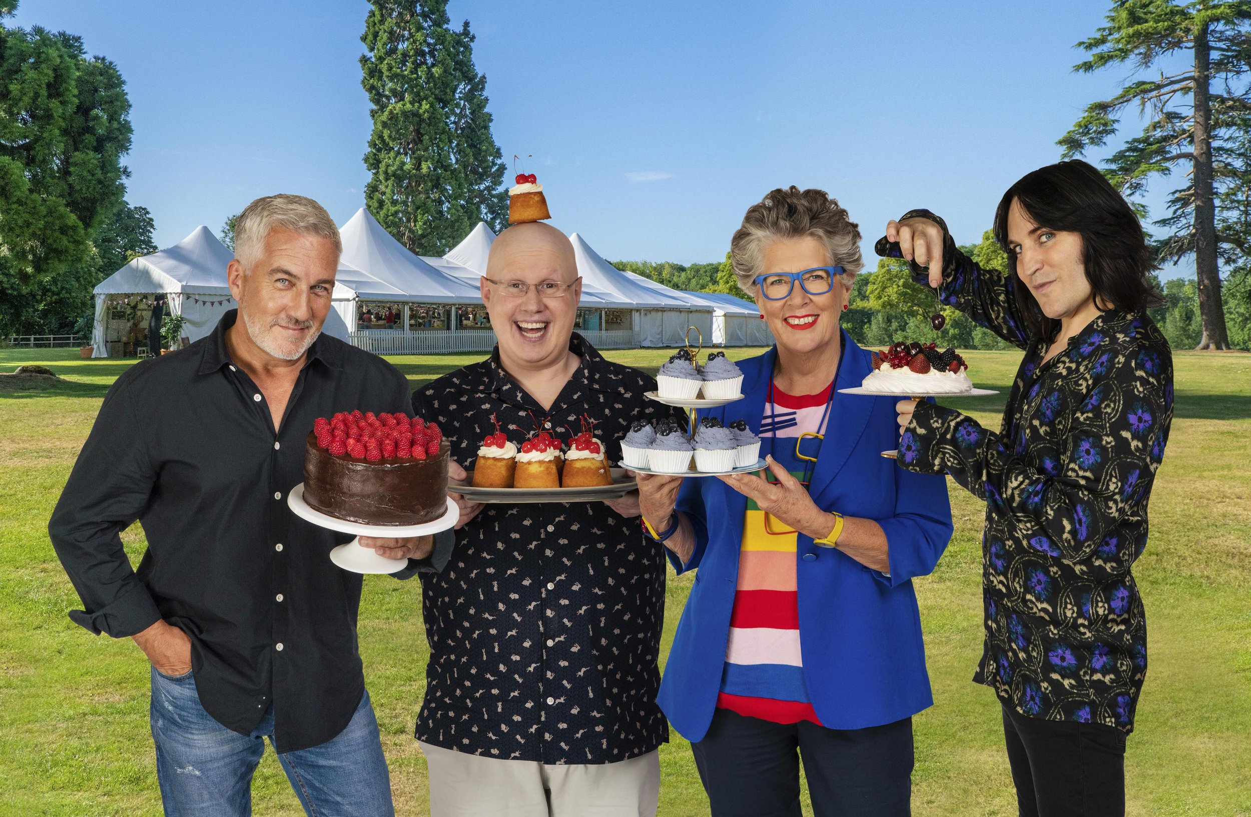 The Curious New Filming Rules for Bake Off Judges and Contestants