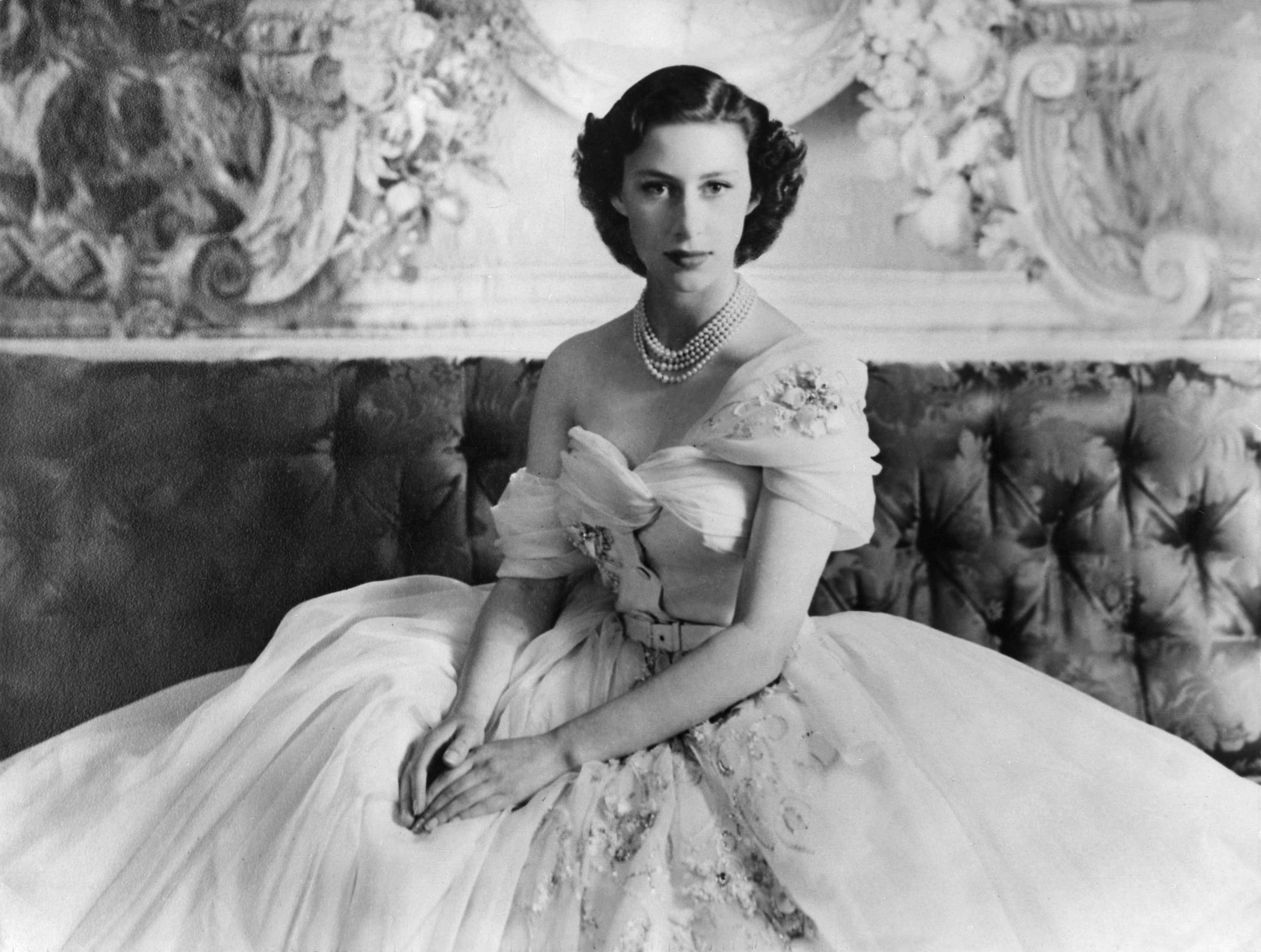 Princess Margaret, Queen Elizabeth II's younger sister