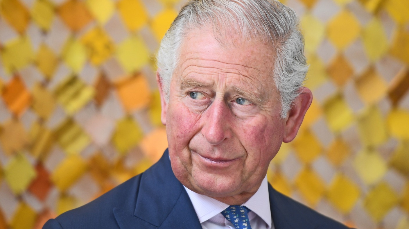 Prince Charles, Queen Elizabeth II's eldest son