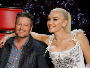 Gwen Stefani Finally Shows Off Her Massive Engagement Ring