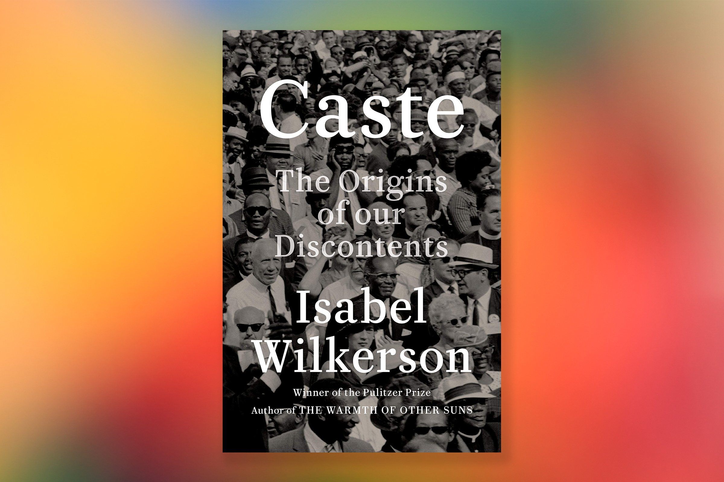 Book cover - Caste: The Origins of Our Discontents