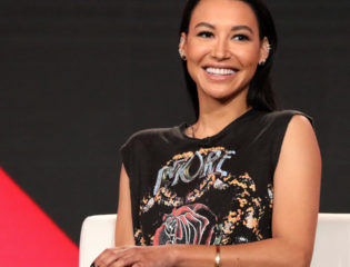 The Cast of 'Glee' Launching Holiday Drive in Honor of Naya Rivera