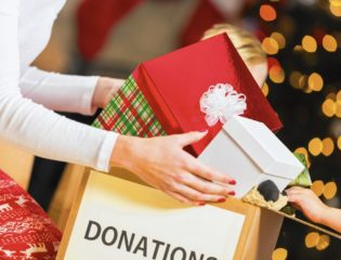 A New Survey Shows What Americans Think About Donations as Presents