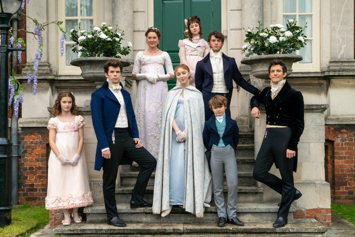 The Bridgerton family