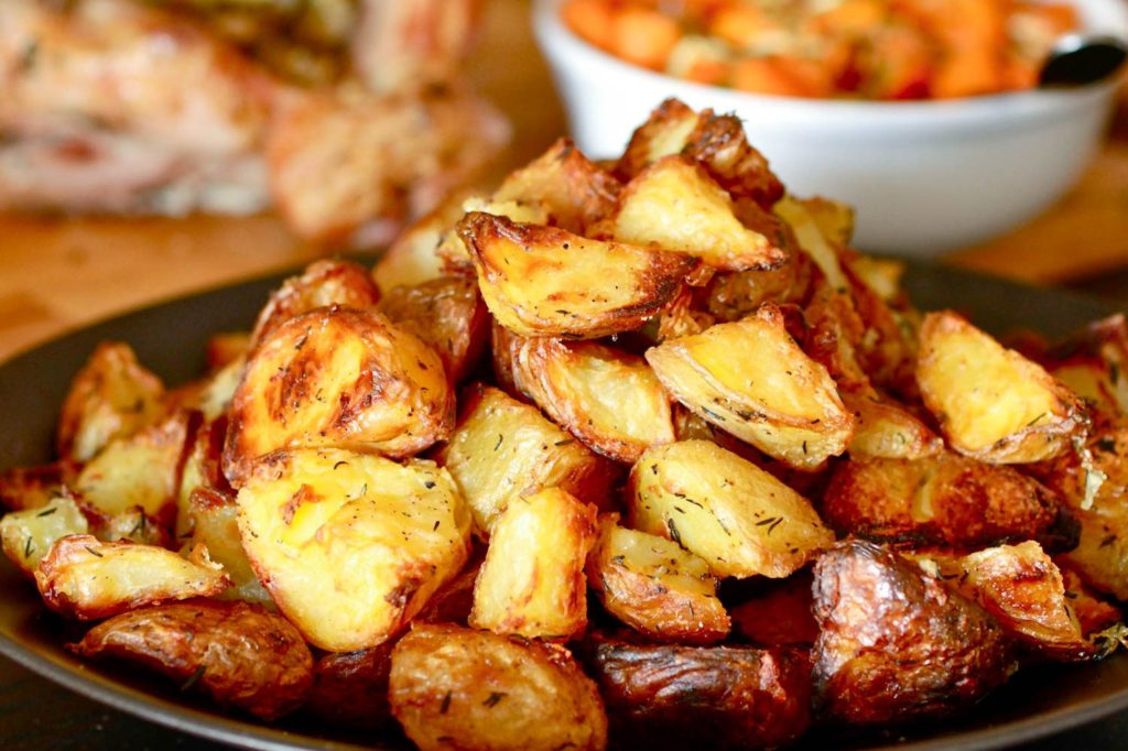 Crispy Potatoes Are the Latest Craze Taking Over the Internet