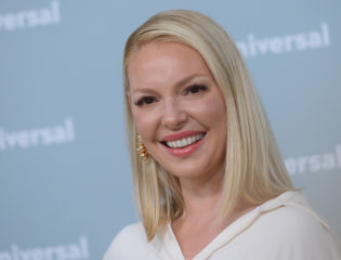 Katherine Heigl Speaks up About Being Blacklisted in Hollywood