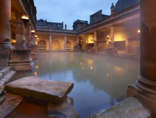 What History's Bathing Rituals Reveal About Power, Purity & Status