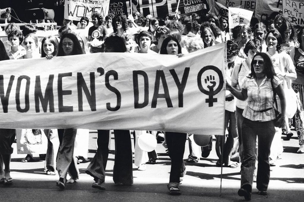 How March Became National Women's History Month in the US