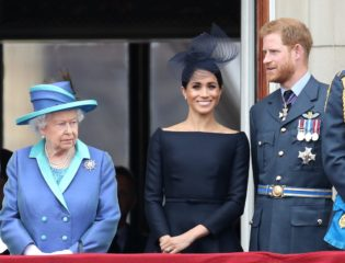 The Queen Responds to Meghan Markle and Prince Harry's Oprah Interview