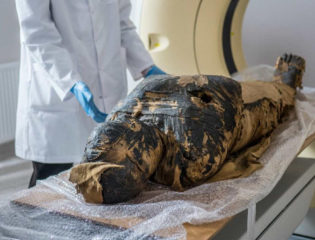 Scientists Accidentally Discover the First Known Pregnant Mummy