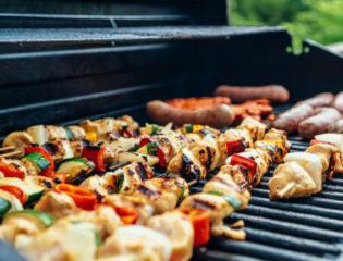 Summer Produce Tastes Best When Grilled