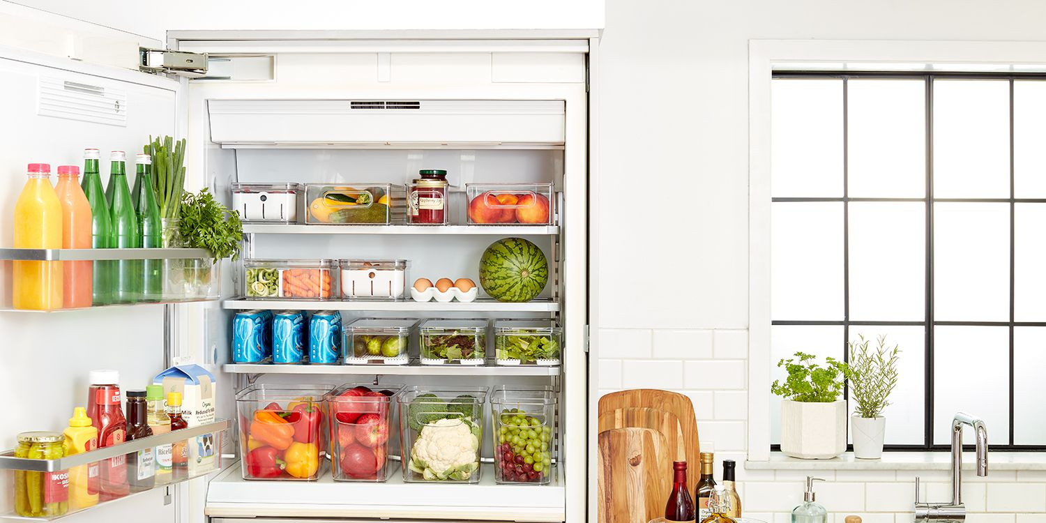 5 Must-Have Things to Organize Your Fridge